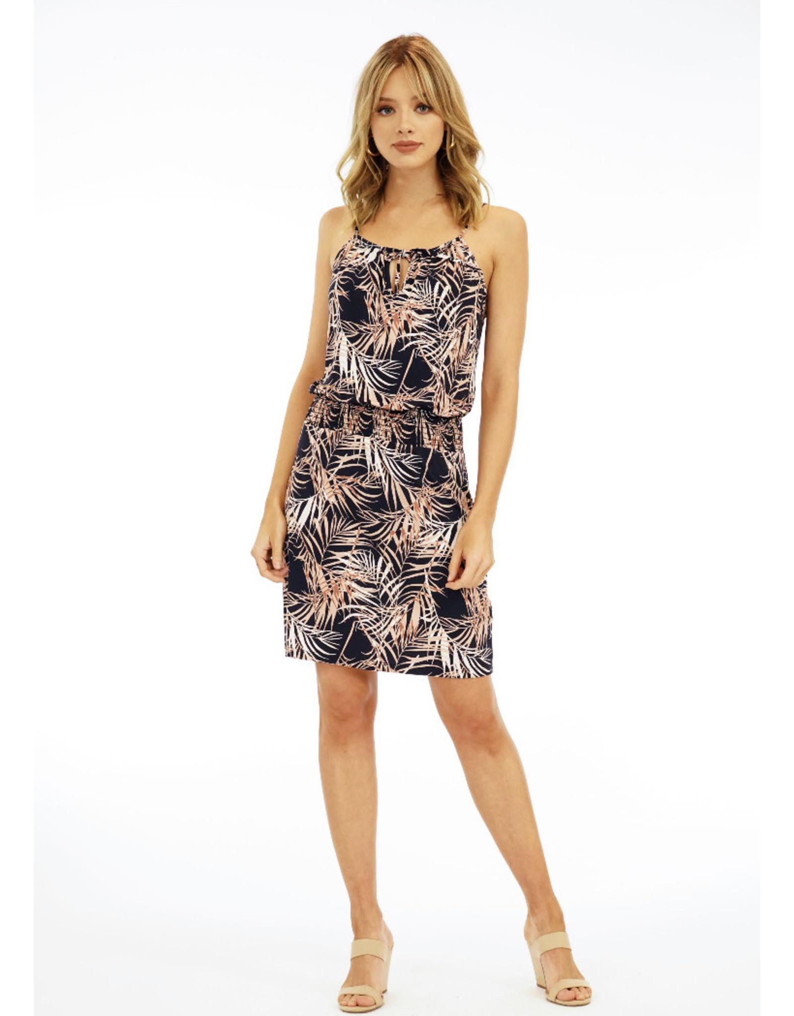 Veronica M Smocked Tank Dress
