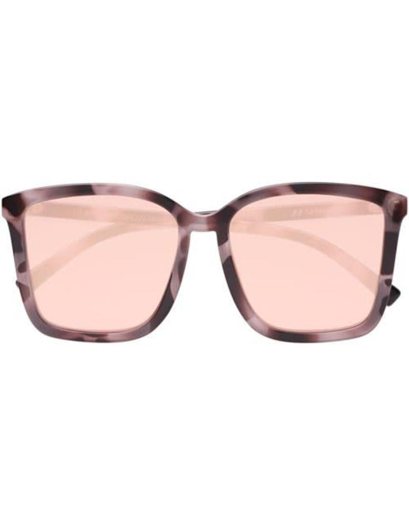 Le Specs It Aint Baroque Sunnies - Apricot Tort