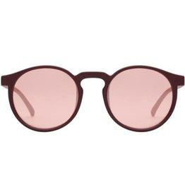 Le Specs Teen Spirit Deux Sunglasses Matte Shiraz