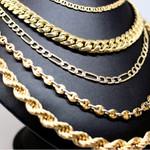Chaînes et bracelets