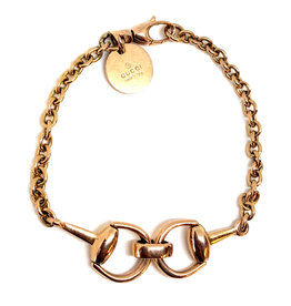 Bracelet Gucci Or rose 14K