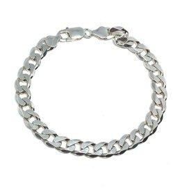 Bracelet Gourmette Argent 925