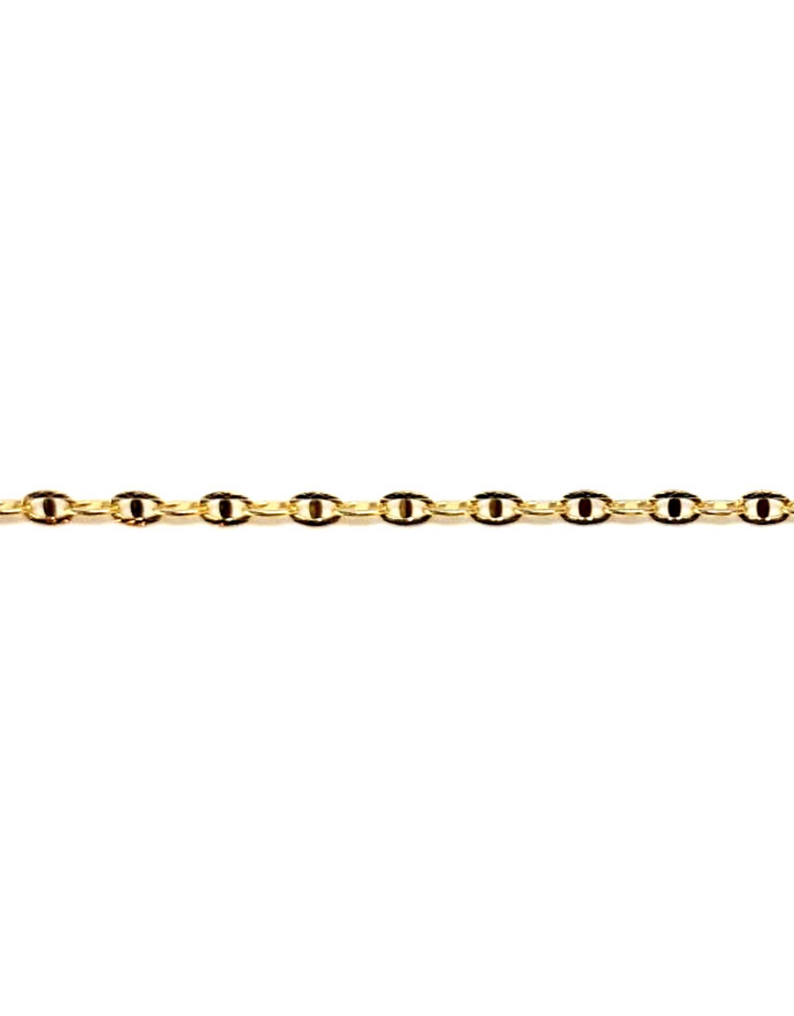 Bracelet Marine Gucci en Or 10K 2 tons