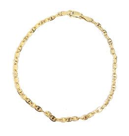 Bracelet Marine Gucci Or 10K 2 tons