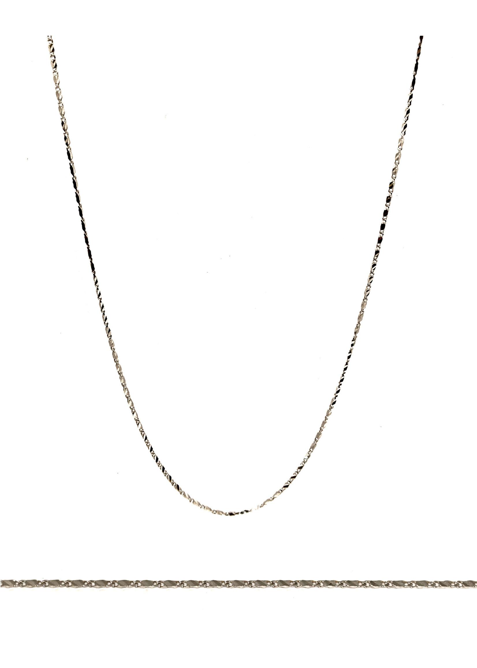 Chaîne Luro Or 10K « Diamond cut »