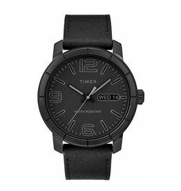 Timex Montre Timex Cadran noir Bracelet noir