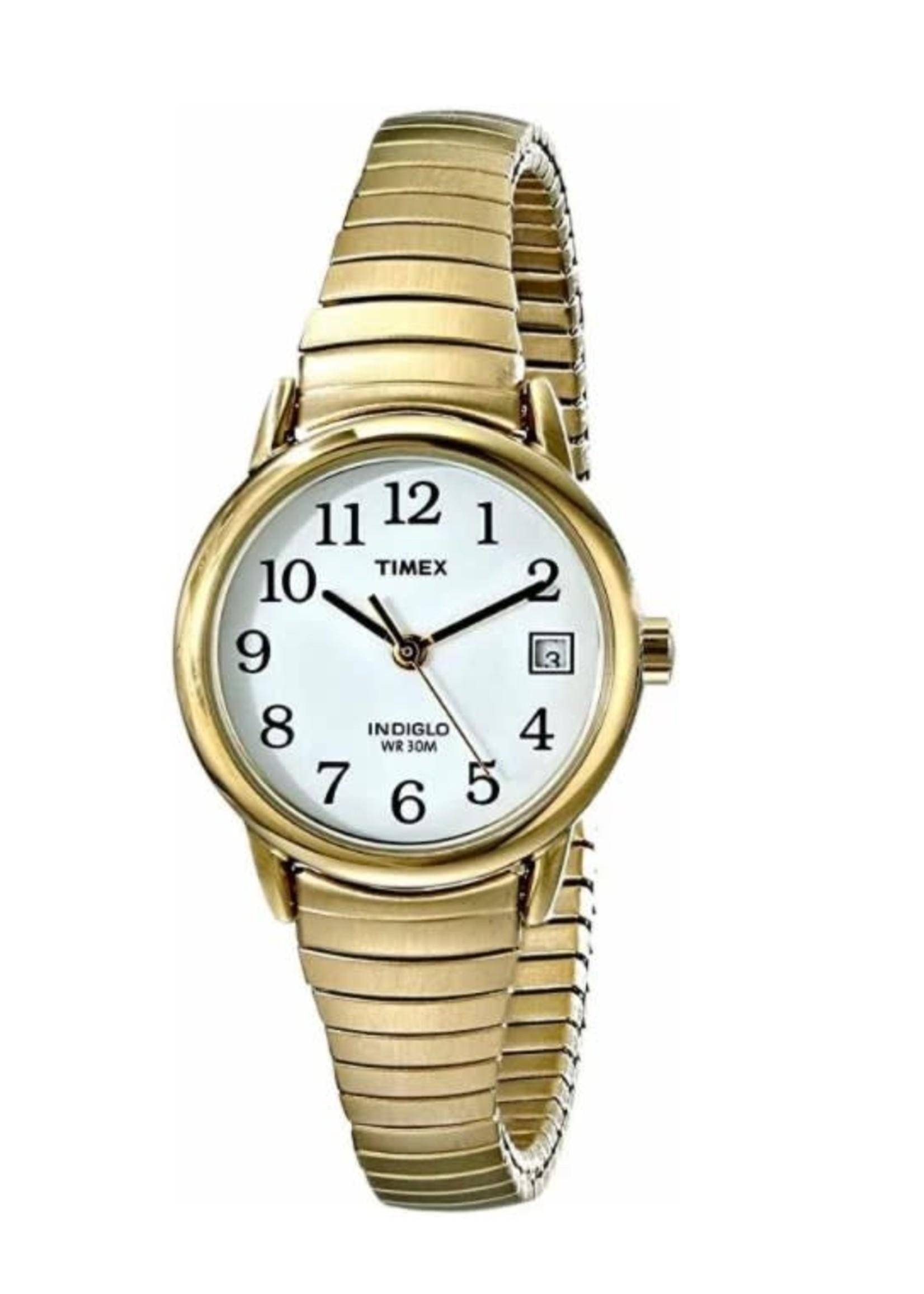 Montre Timex dorée