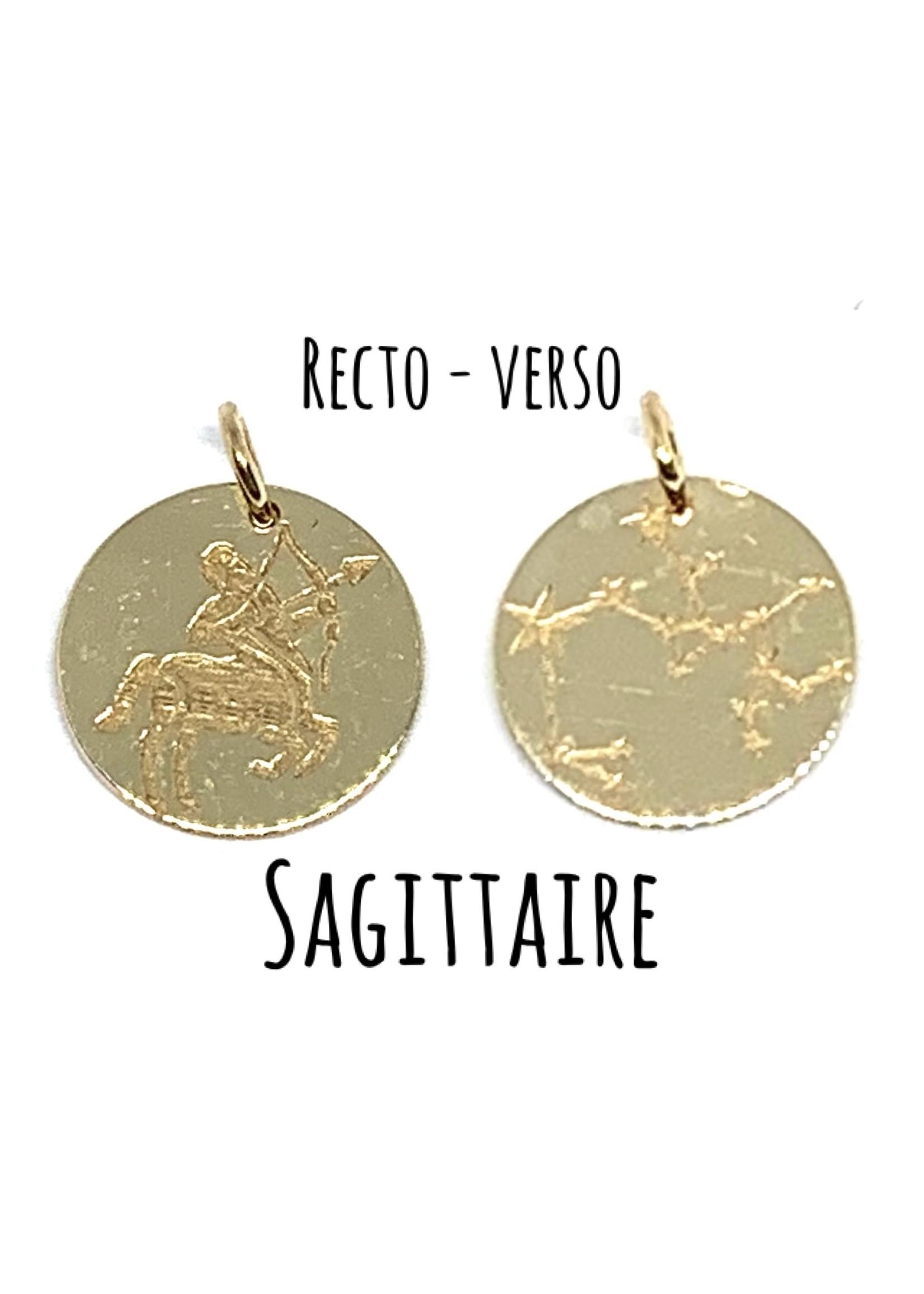 LokÜs Breloque zodiaque et constellation Or 10K