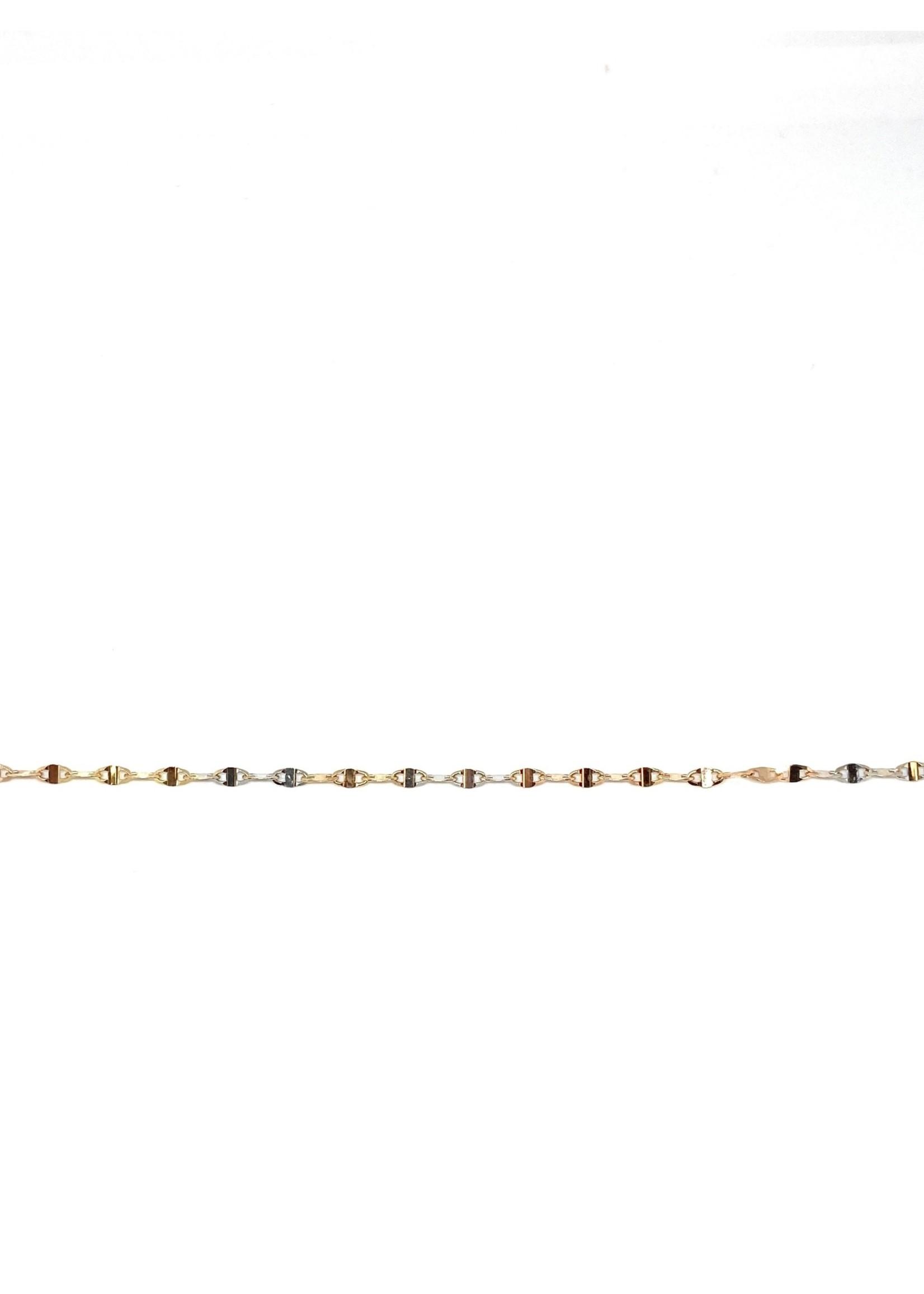 PARÉ Bracelet FLP Or 10K 3 tons