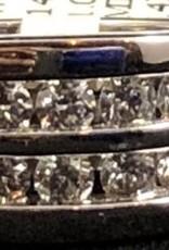 Diamonds Men's Band, 0.96ctw 14KT White Gold