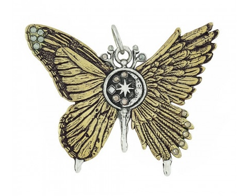 Waxing Poetic WP Ascension Butterfly Pendant
