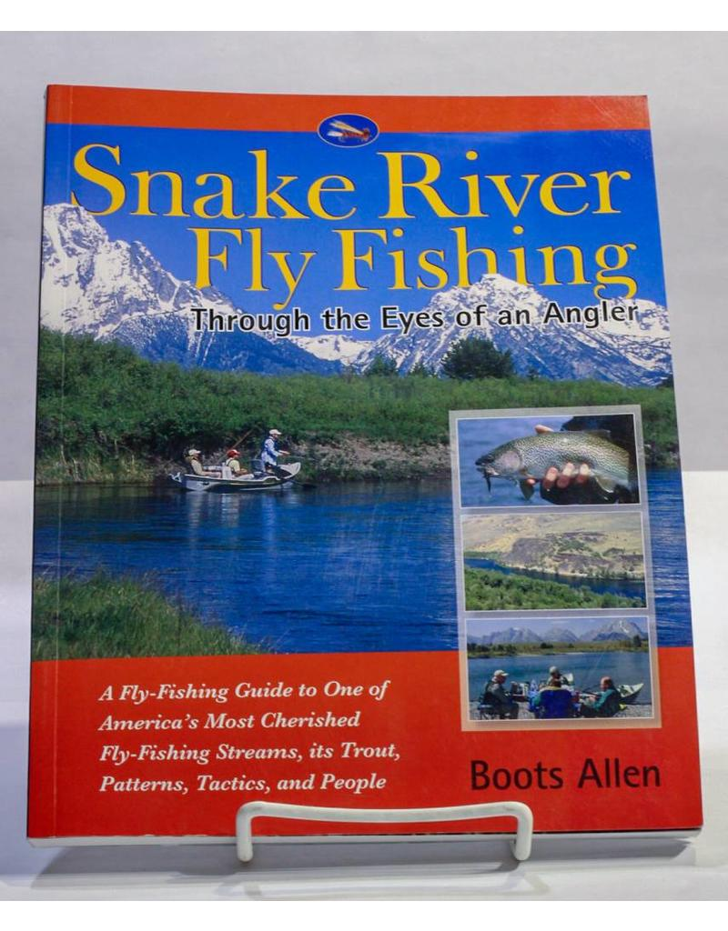 Boots Allen Snake River Fly Fishing