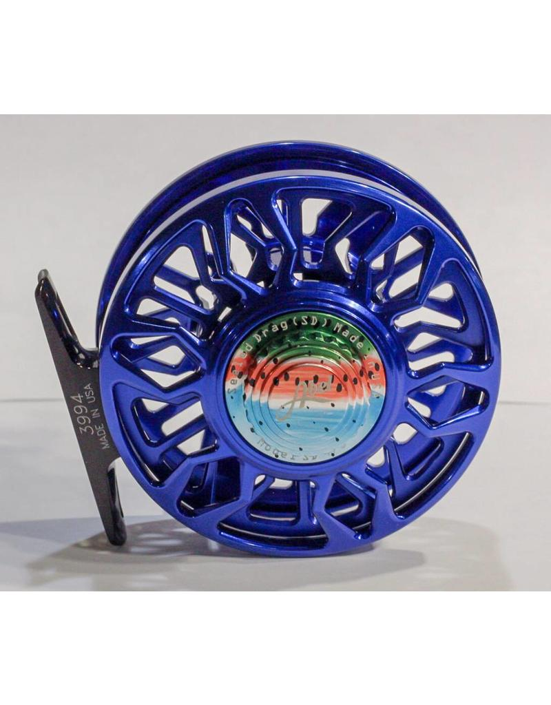 Abel SD 4/5 Large Arbor Rainbow Drag Knob