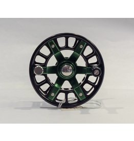Galvan Spoke-5 Spool Green 5 wt