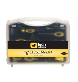 Loon Fly Tying Tool Kit
