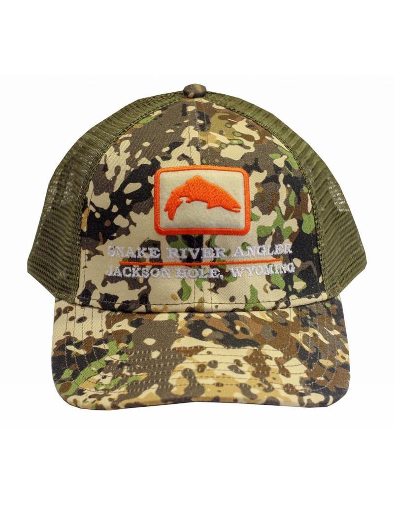 Simms Snake River Angler Logo Hat