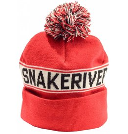 Imperial Headwear Imperial SRA Knit Hat Red