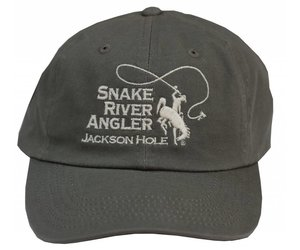 Imperial Cowboy Low Profile Hat Green - Snake River Angler 06ef81dada6