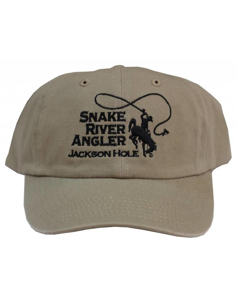 Imperial Headwear Snake River Angler Cowboy Low Profile Hat Tan