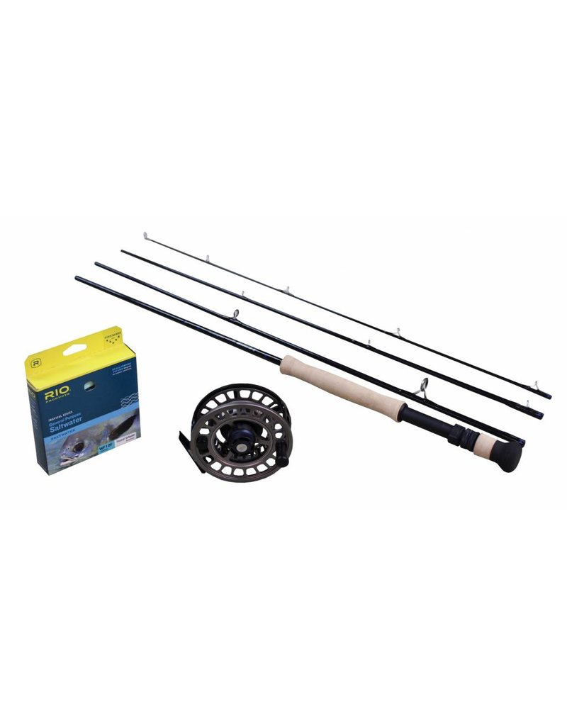 Farbanks Sage Salt HD/Spectrum/Rio Saltwater 10 WT Combo