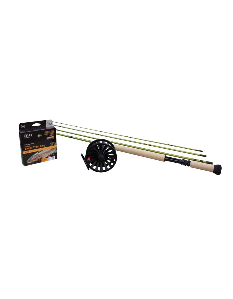 Farbanks Sage Trout Spey Pulse/Redington Skagit Combo