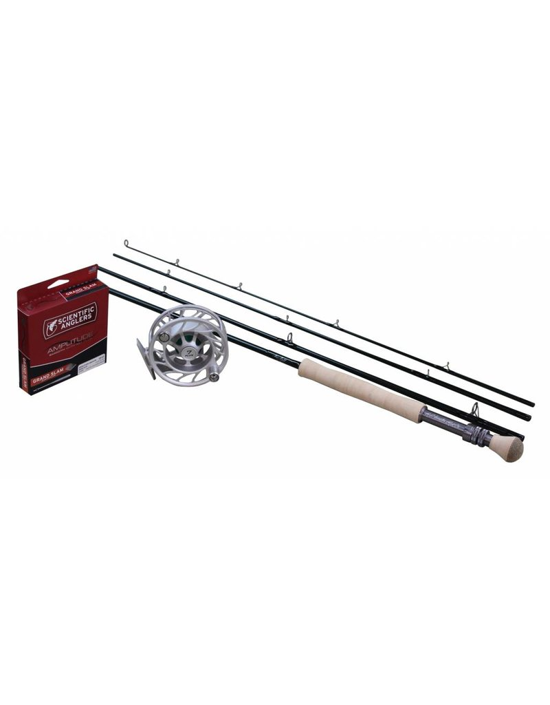 winston/hatch/sa RL Winston Salt Air/ Hatch 7 Plus 8wt Outfit