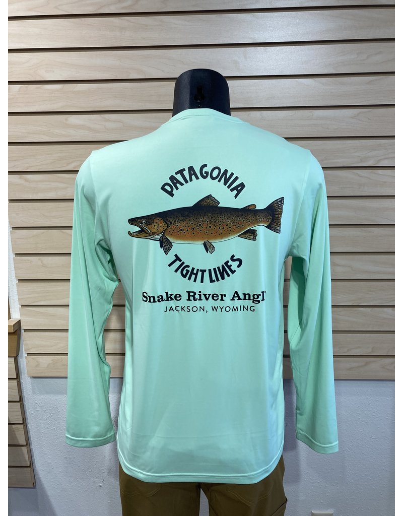 SRA Patagonia Tight Lines Tee