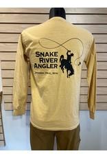 Snake River Angler Cowboy Long Sleeve Tee
