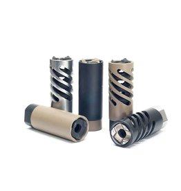 Directional Muzzle Brake - Large Caliber