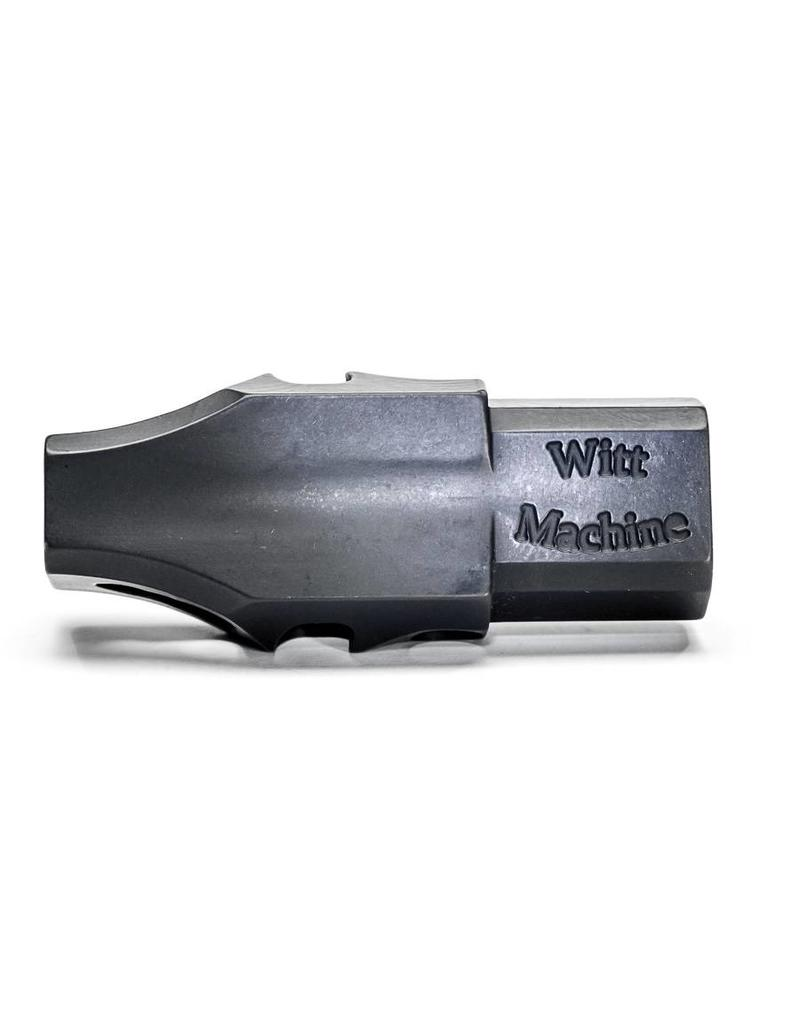 Witt Machine Muzzle Rise Eliminator .223/5.56 Muzzle Brake