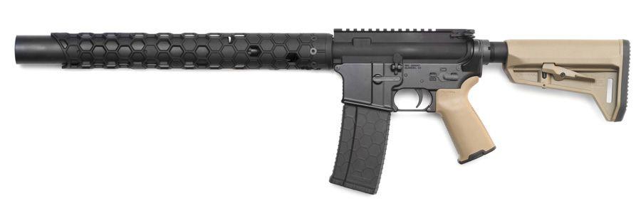 300 Blackout Integrally Suppressed AR Upper