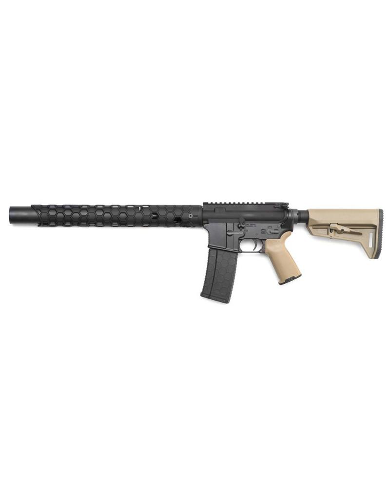 .458 SoCom Integrally Suppressed AR Upper