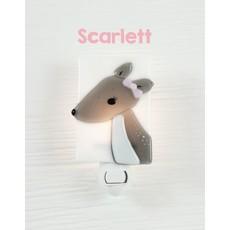 Veille sur toi Veilleuse Chevreuil - Scarlett