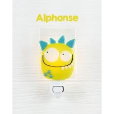 Veille sur toi Veilleuse Monstre - Alphonse