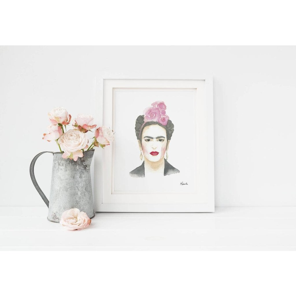 Hobeika Art Affiche - Frida