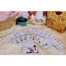 Yogimini Jeu de cartes Yoga pour enfants