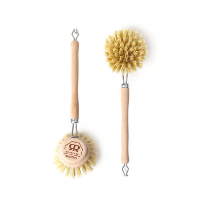 The unscented compagny Brosse à vaisselle en bois