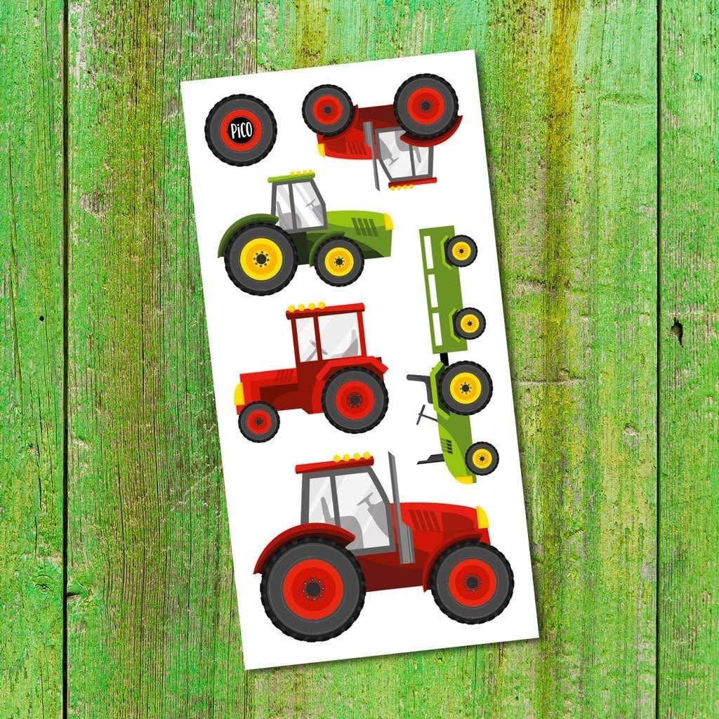 Picotatoo Tatouage - Tracteurs