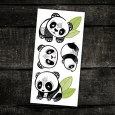 Picotatoo Tatouage - Pandas