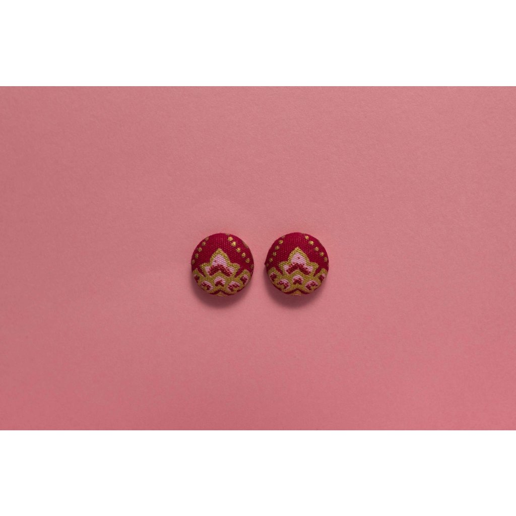 Trésar Boutons d'oreilles - Kanika