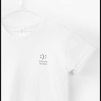 À deux T-shirt - Le bon côté des choses