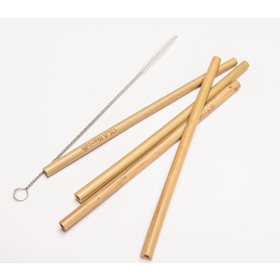 OLA Bambou Brosse nettoyante pour paille