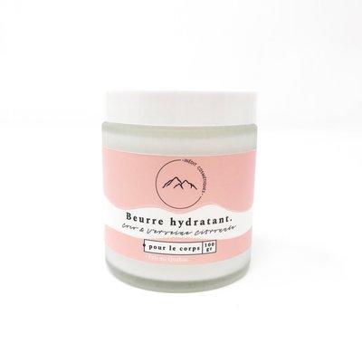 Inédit Cosmétiques Beurre hydratant - Inédit Cosmétiques