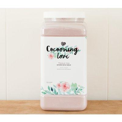 Cocooning Love Masque Rose - VRAC pot en verre 60g