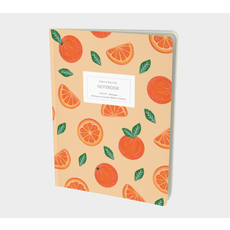 Paige & Willow Cahier - Oranges