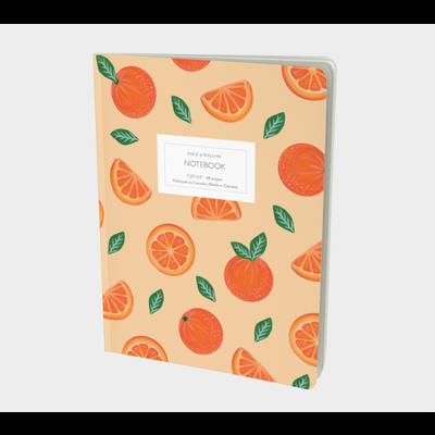 Cahier Oranges