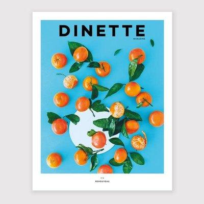Dinette Magazine 016 - Renouveau