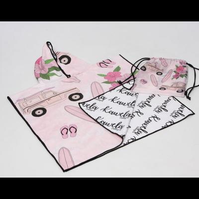 Kawela Poncho microfibre enfant - Lahaina