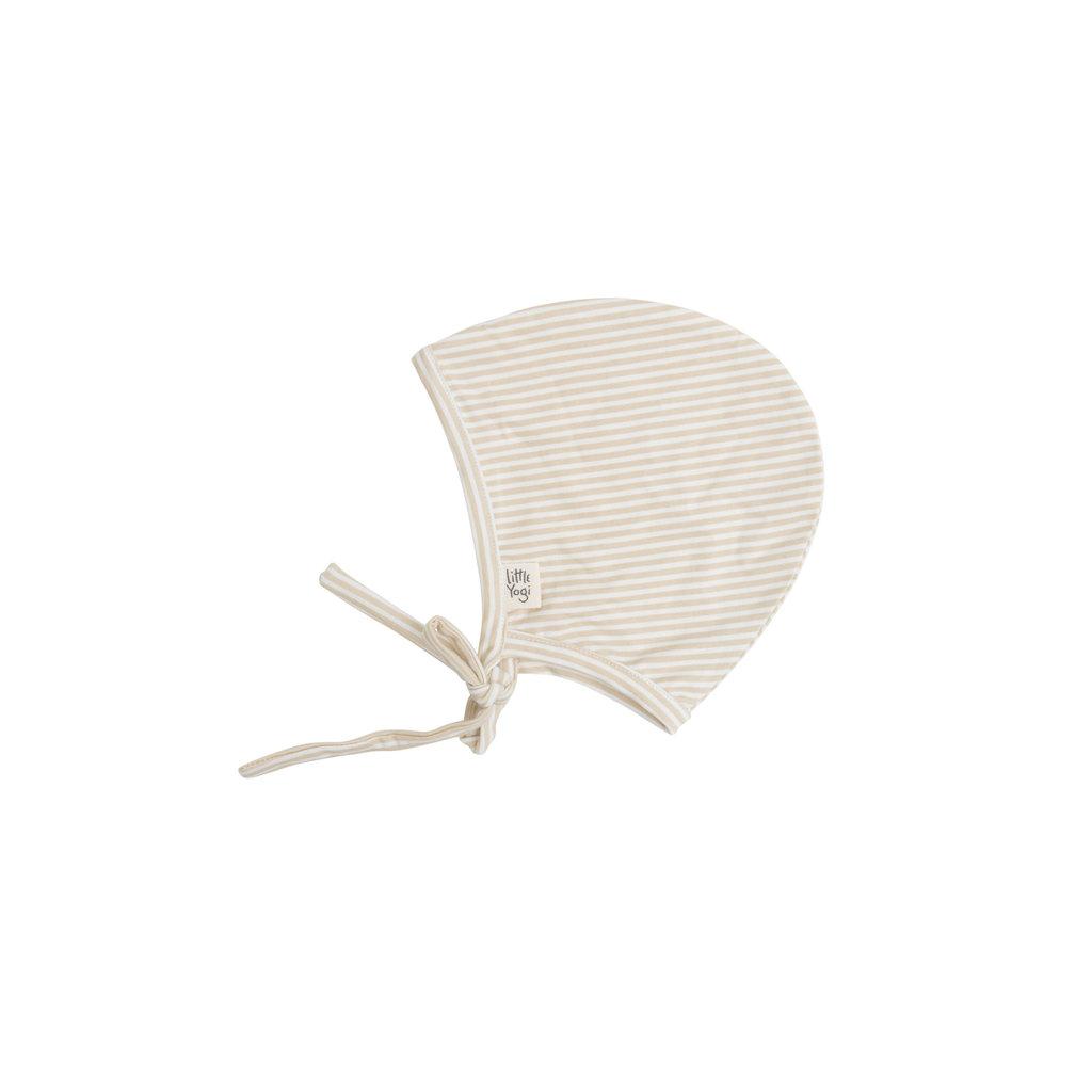 Little yogi Bonnet nouveau-né - Petites lignes