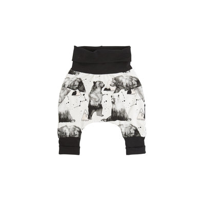 Little yogi Pantalon évolutif - Voie lactée
